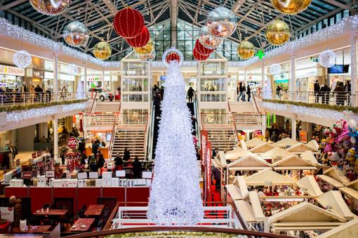 decoracion Navidad Grandes Superficies