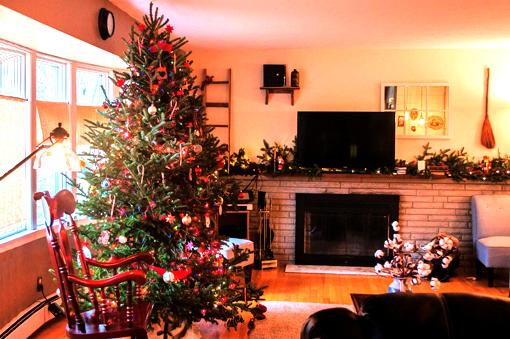 decoracion Navidad Tracidional