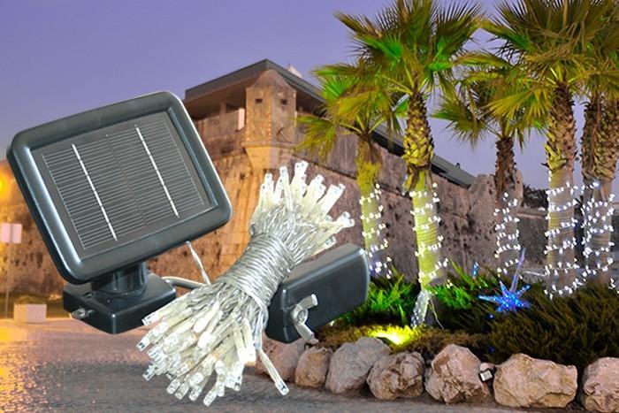 Guirnaldas navidad - Gama Solar