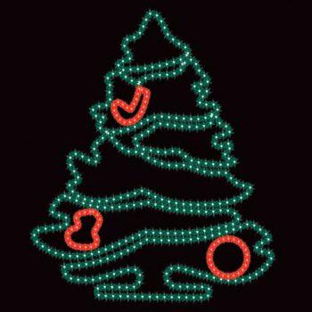 Tarifa liquidación estructuras de luces de Navidad