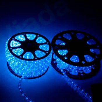 Iluminación con mangueras de luz