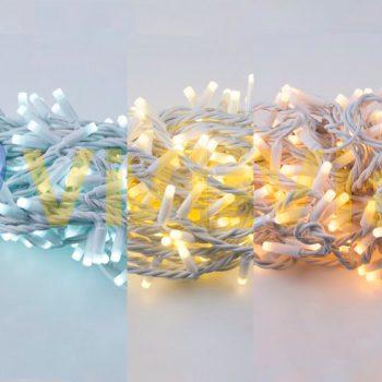 Diferencia entre blanco frío, cálido y cálido dorado