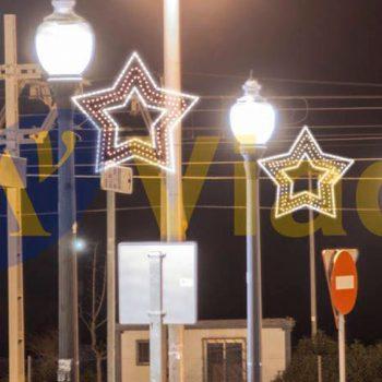 Las nuevas luces de Navidad