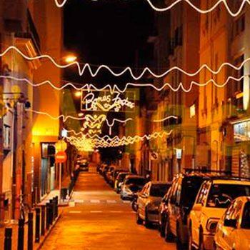 Manguera de luces de Navidad LED y Microbombilla
