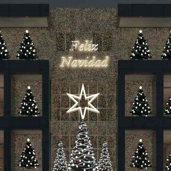 Crear un proyecto de decoración de Navidad