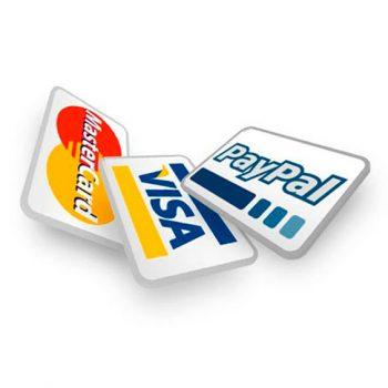 Tipos de pago disponibles