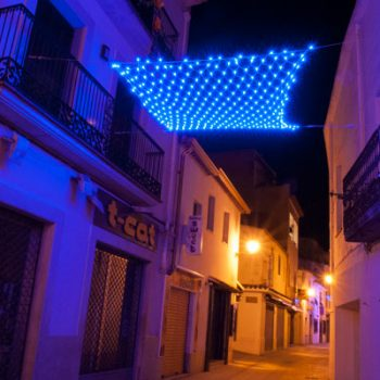 Redes luces