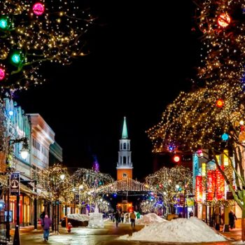 Luces de navidad para calles